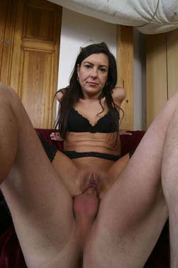 Homemade pegging and assfucking